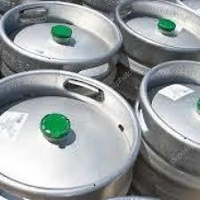 Barril de cerveza mahou